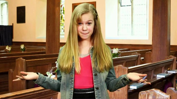 """this is an awesome parody of """"Friday"""" by Rebecca Black, called """"Sunday"""" sung by Sadie B :D"""