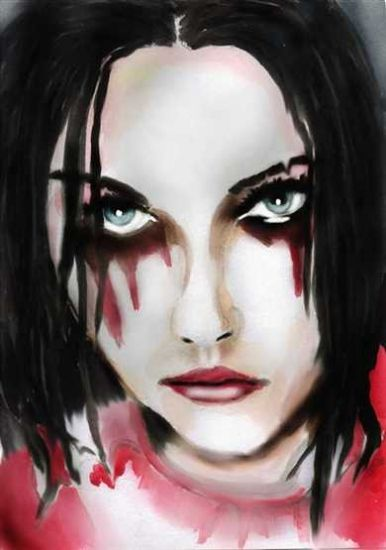 Amy Lee by brainfree