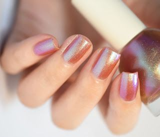 MissBellaTracey: H & M Nail Polish - Amostras / Revisão