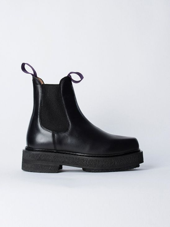 Eytys Ortega Leather Black