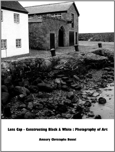 Lens cap constructing black white photography of art photography booksbest