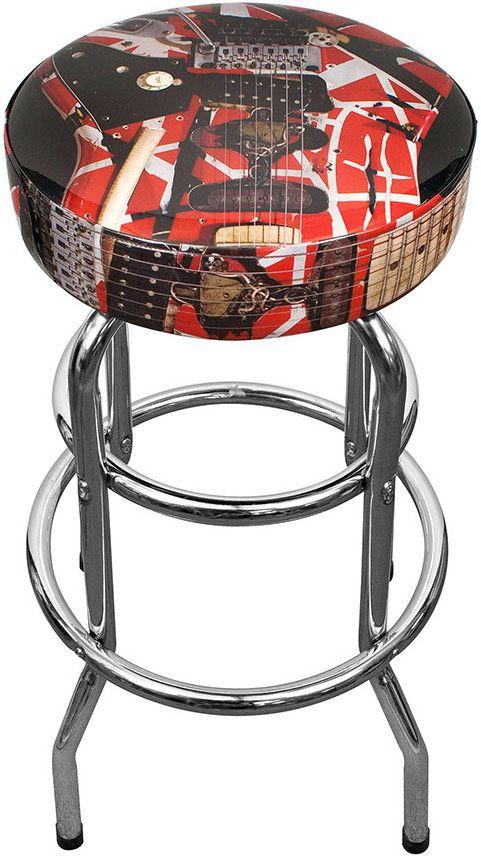 EVH quotFrankenstoolquot Bar Stool Guitar Pinterest Bar  : 74f97b219ac6605bf06f8dee92aafa5b from www.pinterest.com size 481 x 856 jpeg 80kB