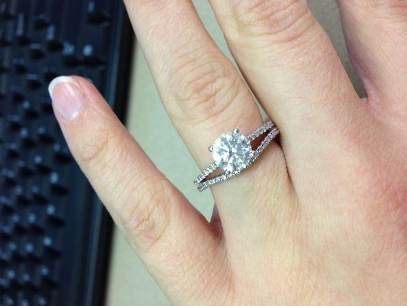 Weddingbee Engagement Ring