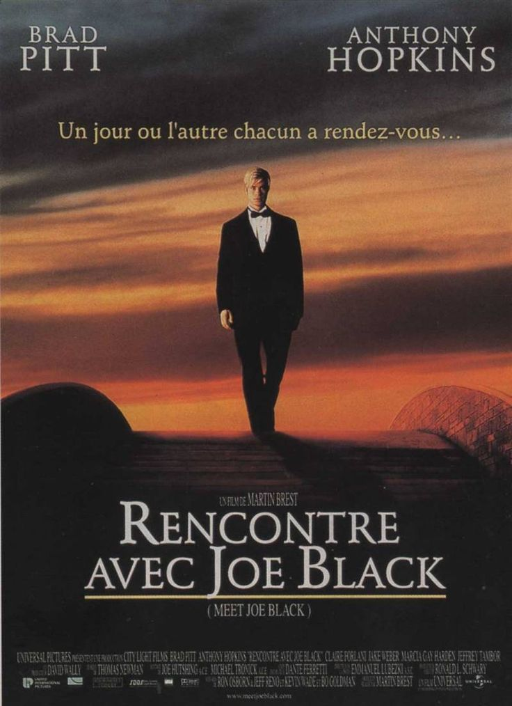 Rencontre avec joe black film complet youtube