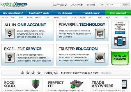 MoneyNing.com Has OptionsXpress Promotion Codes