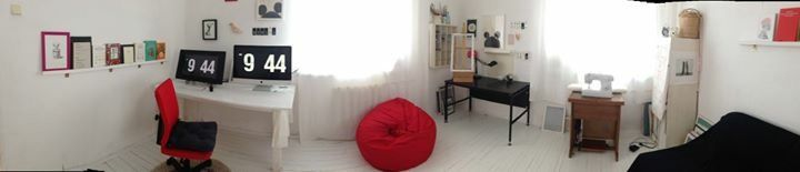 Koidanov's working room