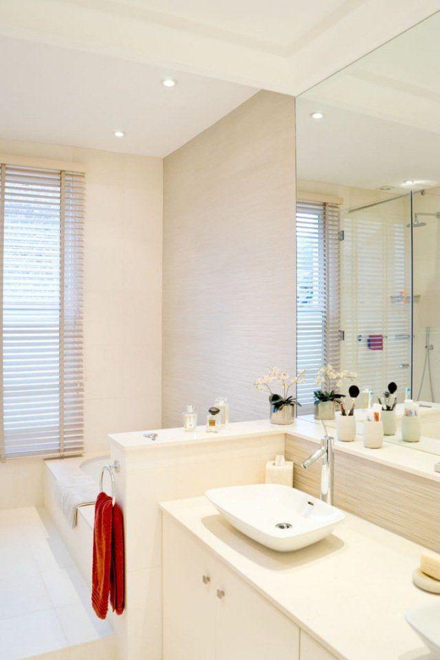 101 photos de salle de bains moderne qui vous inspireront - glastür für badezimmer