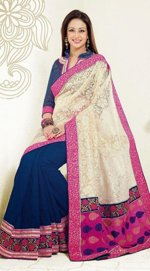 The 15 Best Preeti Jhangiani Sarees Images On Pinterest