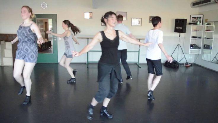 Stepptanz Unterricht mit Sylvia Wilke an der New York City Dance School ...