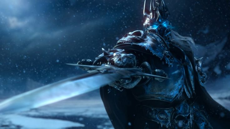 World of Warcraft: Wrath of the Lich King Cinematic Trailer Love this!