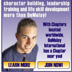 DeMolay How and Why to Join