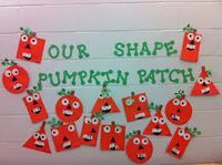 Image result for fall math bulletin board ideas