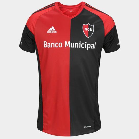 Newells Old Boys 2017 home soccer jersey argentine superliga