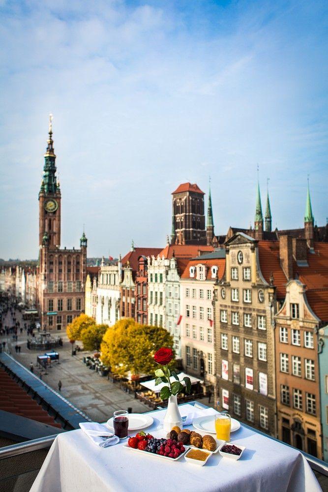 Radisson Blu Hotel w Gdańsk, Województwo pomorskie