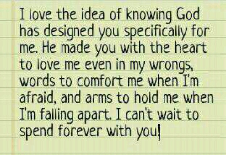 I Love You Quotes For Future Husband : Dear future husband:Future Husband 3, Perfect Time, Husband Marriage ...