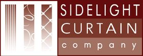 Sidelight Curtain Company : good source for sidelight curtains and curtain rods