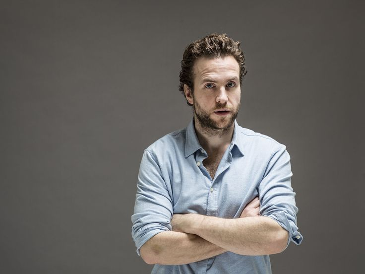Rafe Spall / Prometheus / I give it a Year /