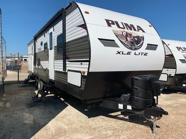 New 2020 Palomino Puma Xle Lite 31bhsc Travel Trailer At Fun Town