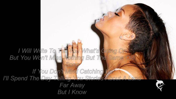 Rihanna-Farewell Lyrics