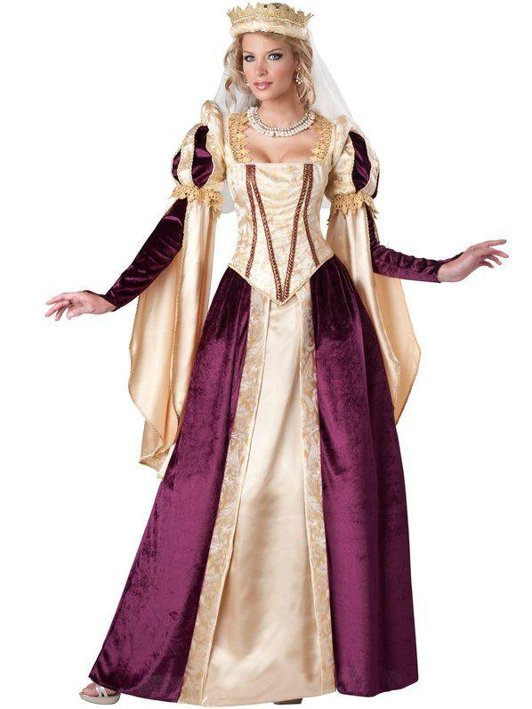 Halloween Renaissance Princess Costume Adult