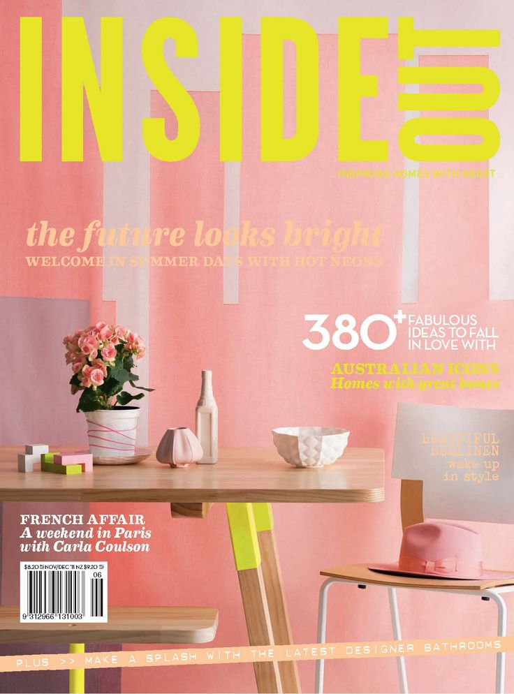 neon: Colors Combos, Magazines Design, Nov Decs 2011, Colors Palettes, Neon Colors, Magazines Covers, Interiors Magazines, Design Blog, Neon Yellow