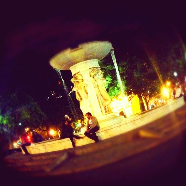 My Dupont Circle. I love my neighborhood.
