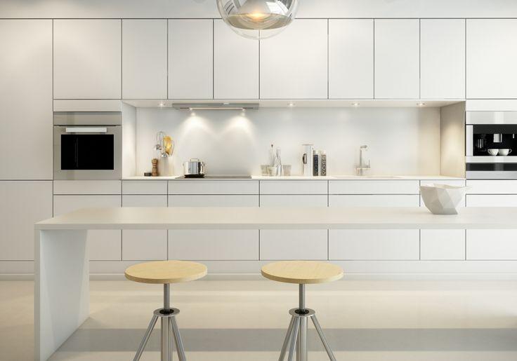 A la Carte -keittiöt Neve   #keittiö #kitchen