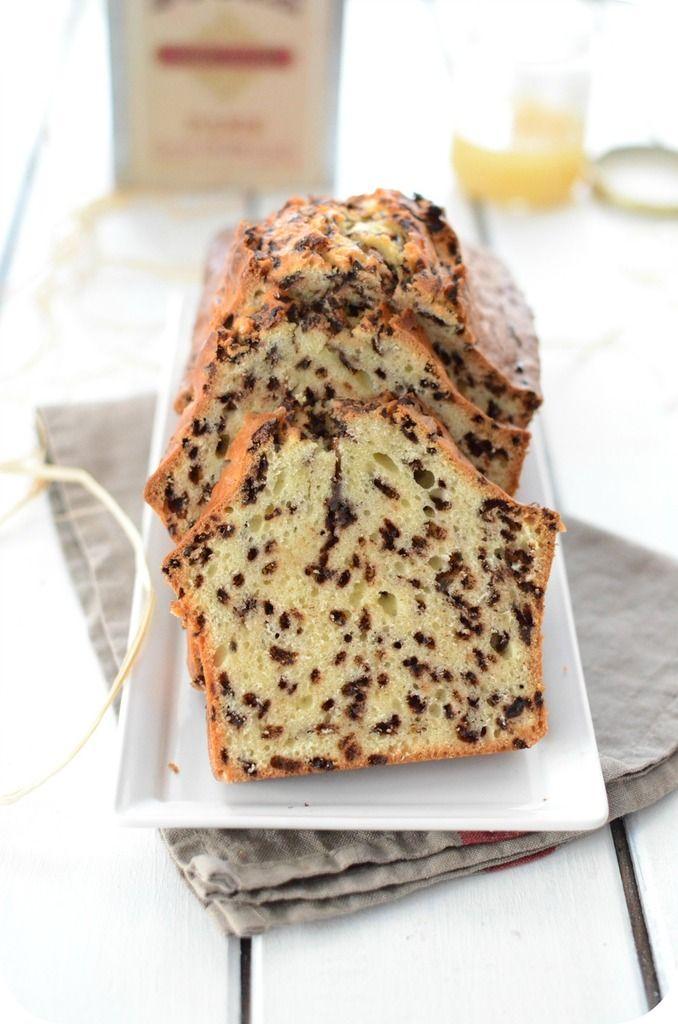 Cake moucheté à la mascarpone