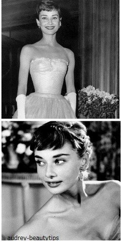 Time Tested Beauty Tips * Audrey Hepburn Forever *-オードリー・ヘップバーン