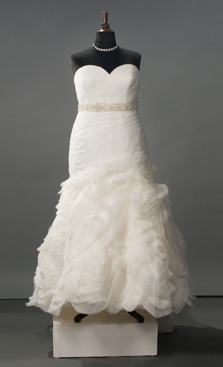 Fitted Dress With Jeweled Sash Plus Size Bridal Shop In Pittsburgh Koda