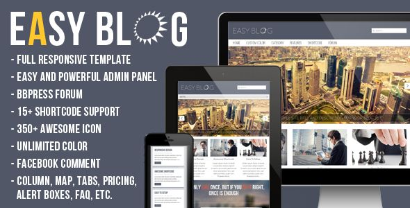 This Deals Easy Blog   Responsive Wordpress Blog ThemeWe have the best promotion for you and if you are interested in the related item or need more information reviews from the x customer who are own of them before please follow the link to see fully reviews