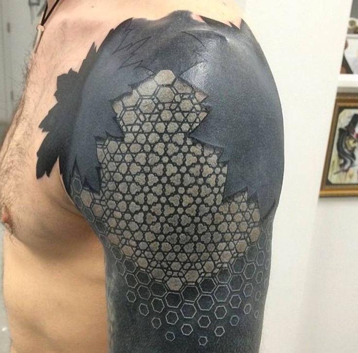 Geometric Tattoos Portland: 40 Best Geometric Half Sleeve Tattoo Images On Pinterest