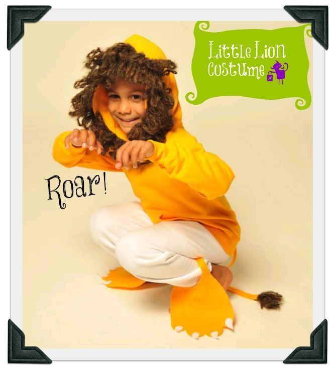 11 best costume ideas images on pinterest costume ideas lion yellow hoodie yarn felt this super cute lion costume halloween solutioingenieria Image collections