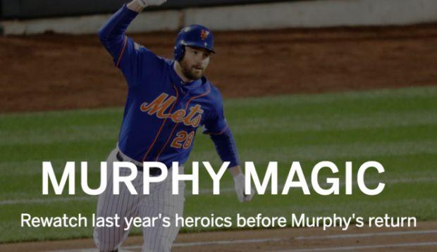 It wasn't a dream. Daniel Murphy really did dominate the 2015 postseason. Watch the best moments before Murphy's return.
