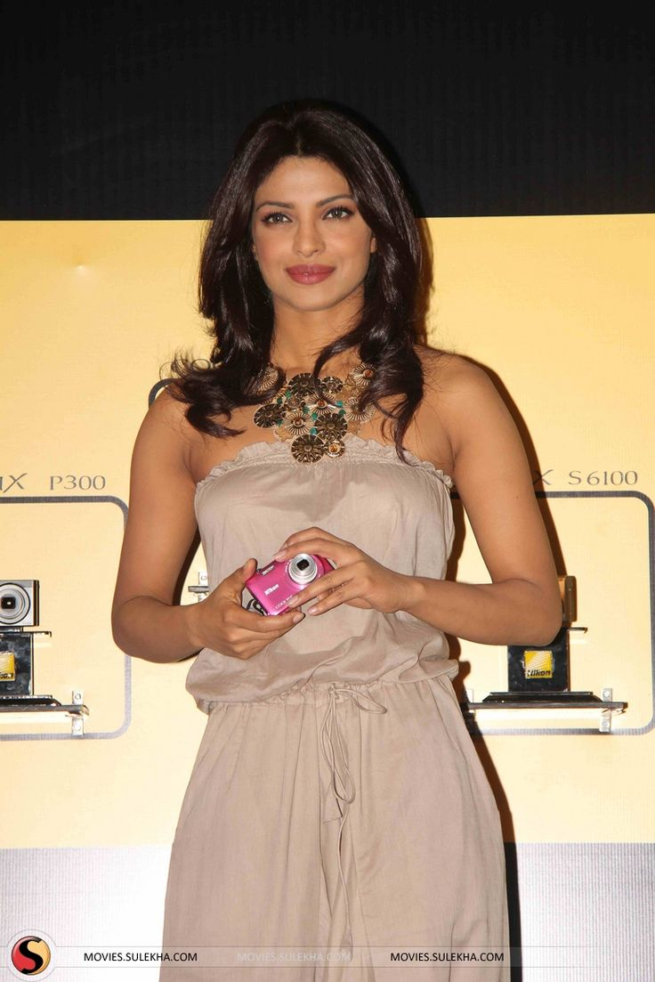 Page 25 of Priyanka Chopra launches new Nikon Coolpix cameras, Priyanka Chopra launches new Nikon Coolpix cameras Photos