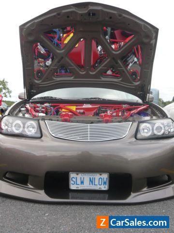Chevrolet: Impala Sedan #chevrolet #impala #forsale #canada