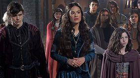 Sophie Winkleman, Ghislaine of Gisborne - Robin Hood