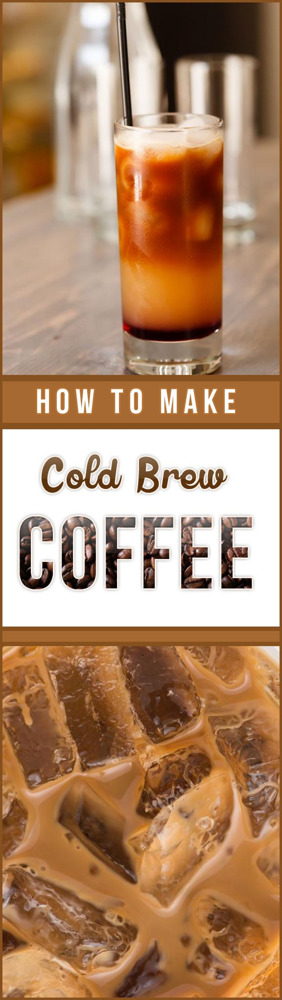 Learn how to make cold brew coffee with this step-by-step tutorial and ...