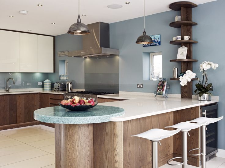 For A More Eco Friendly Kitchen, Try Using Recycled Materials Such As This  Worktop