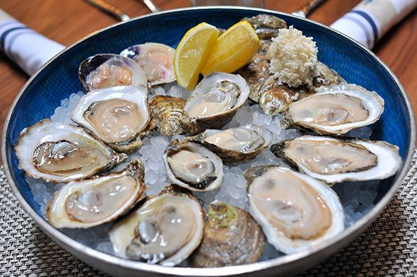 Buck-a-shuck oyster deals in Toronto might not be as plentiful as cheap wing nights but there's enough of them to keep any bivalve lover well fed. While a portion of these specials are limited to happy hour, there are many that run throughout service for those that prefer to dine...