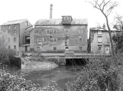 Stotfold Mill c1900, also known as Randall's Mill