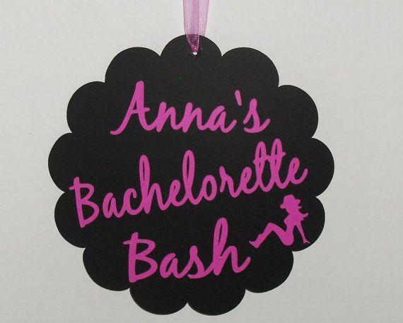 Bachelorette Party Sign