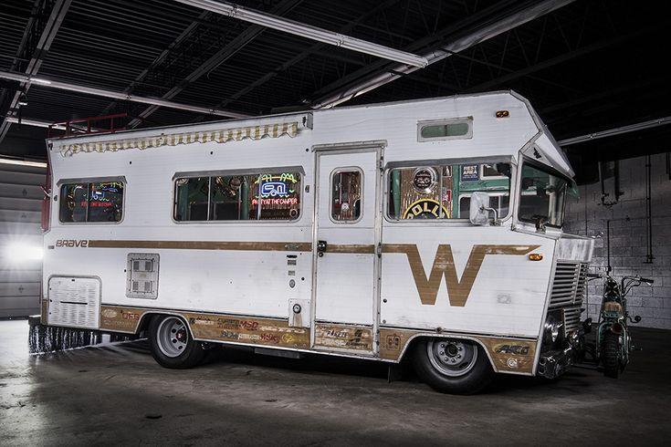 Happy Camper Winnebago by Ringbrothers