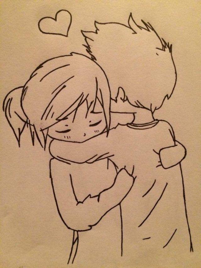 Kartinki Par Dlya Srisovki 26 Foto Shutniki Club Cartoon Couples Drawings Cute Drawings Of Love Cartoon Drawings