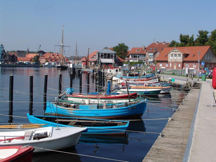 Lübecker Bucht: Hafen Neustadt in Holstein