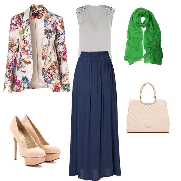 Maxi dan dress