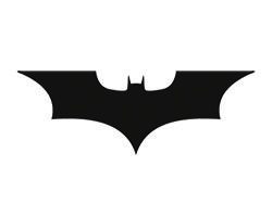 "Batman Symbol Temporary Tattoo. This 1.5"" x 2"" B/W Batman symbol temporary tattoo is the symbol of the Dark Knight, Looking for a Batman Temporary Tattoo? We have many to choose from along with a wide array of Villains. Our new line of Batman Temporary Tattoos are truly amazing and quite detailed. We invite you to come visit our facebook page for more specials and new product announcements https://www.facebook.com/TattooFun and visit our website www.TattooFun.com"