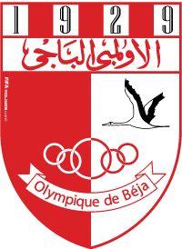 1929, Olympique Béja (Béja, Tunisia) #OlympiqueBéja #Tunisia (L9110)