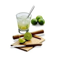 Caipirinha= Brazilian national drink=Refreshing=Communal drink to be shared with friends