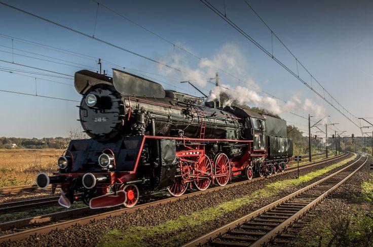 Koziolek retro Train